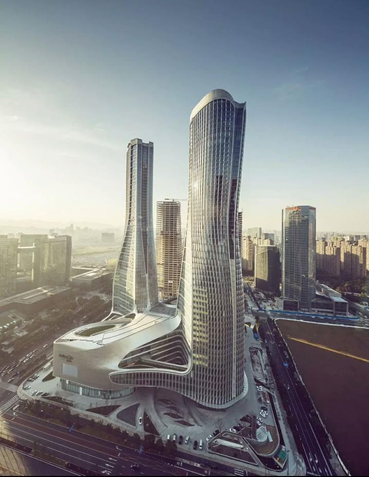 来福士中心 钱塘江畔新地标 | UNStudio