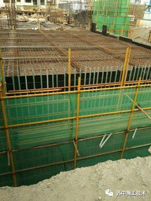 方钢模板背楞应用技术