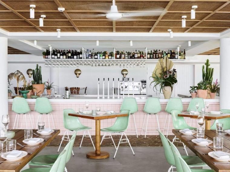 澳大利亚悠闲怀旧的Burleigh餐厅