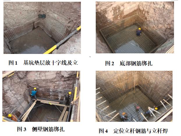 大直径钢管混凝土柱柱脚安装施工工法