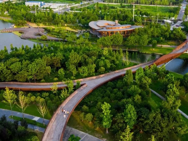 城市公园生态景观设计五要点-文末30套资料
