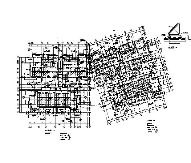 [海南]高层全专业审图后住宅建筑施工图(含全专业及车库)_7