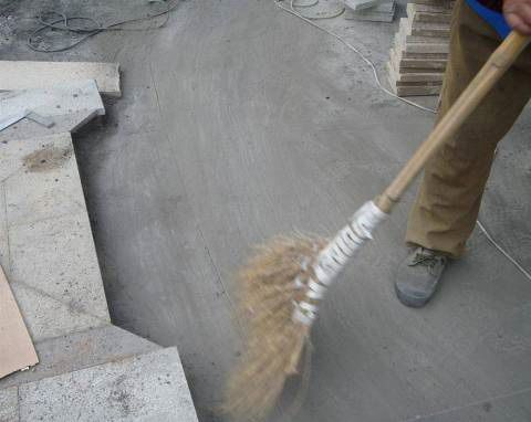 景观地面石材铺装前该如何排版?_5