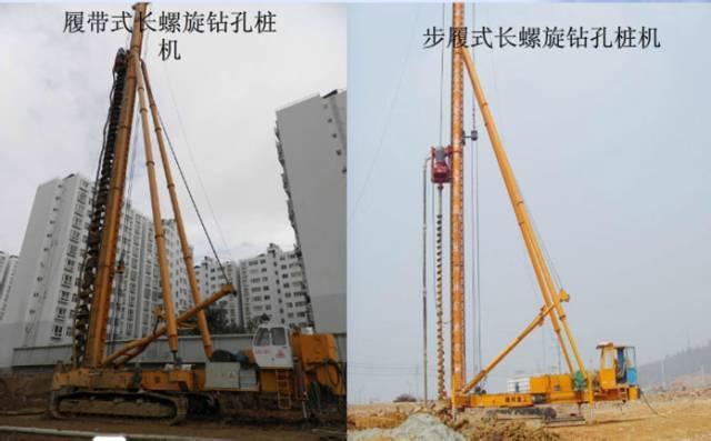 地基基础和地下空间工程技术:长螺旋钻孔压灌桩技术