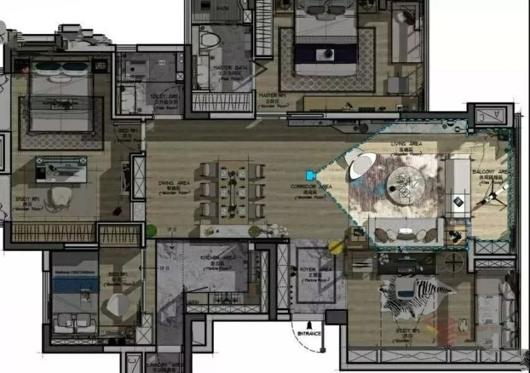 vr建筑渲染教程资料下载-3ds Max 全景图片渲染教程