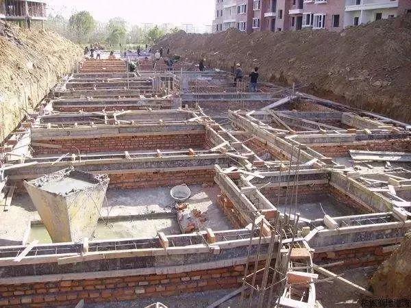 项目从基础到竣工整个施工过程工艺流程!绝对值得收藏!_7
