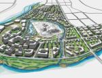 安徽霍山高桥湾科技园核心片区城市设计(上海复旦规划院)