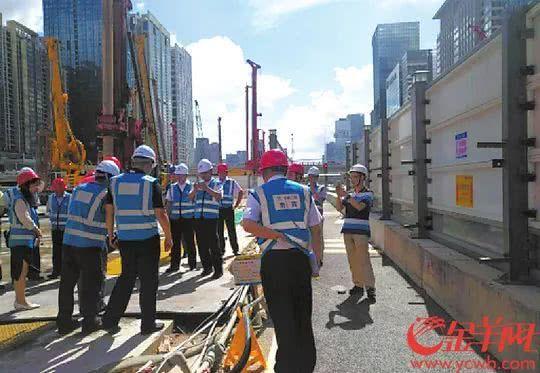 从深圳地铁施工事件对地下管线的思考