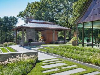 美国都铎式风格住宅庄园
