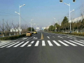 交通标志线施工方案