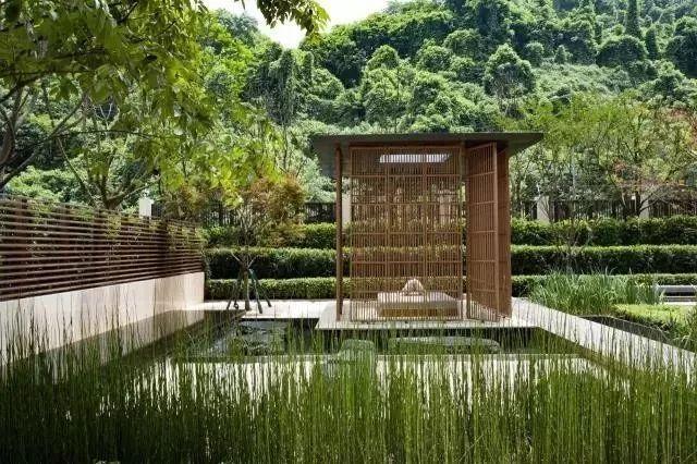 50款|各式新中式景观亭设计_38
