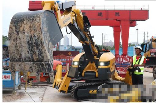 长沙地铁隧道施工将首次引用机器人 下月投入使用
