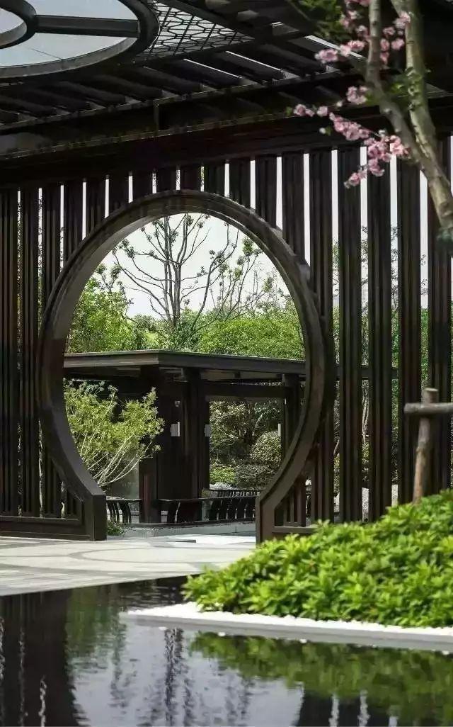 人间有味是清欢,怎样设计一个中式院子_23