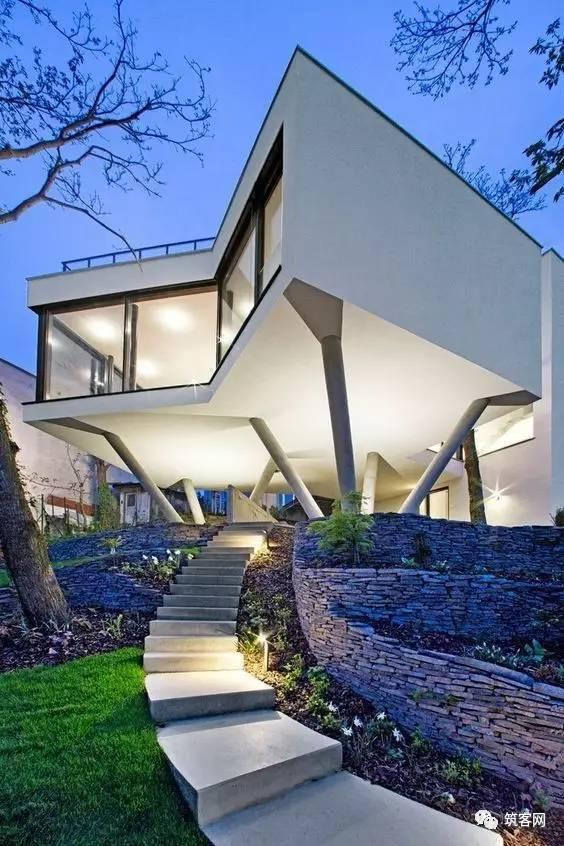40款·简洁的现代别墅设计_30