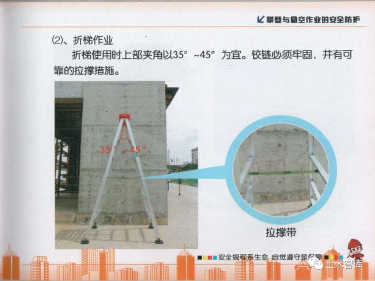 大用系列,建筑施工现场安全知识画册之高处作业_36