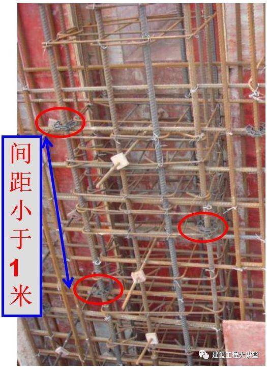 現場墻、板、梁鋼筋連接施工要點及常見問題_5