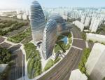 [北京]地标型建筑BIM技术应用成果-望京SOHO中心