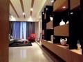 不一样的小户型装修风格,现代简约风混搭三室装修