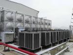 热水工程中热泵及热水管道安装的注意事项