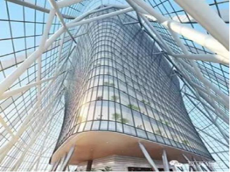 高清图解北京第一高楼中国尊基坑施工过程(高528米,深40米)