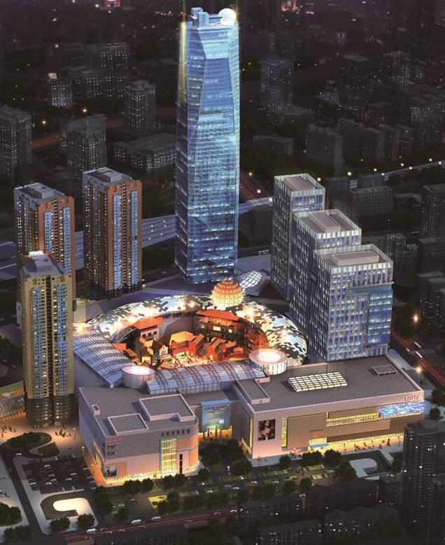沈阳大型商场机电项目施工组织设计