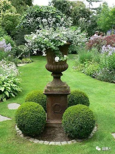 花园景观·石器小景_27