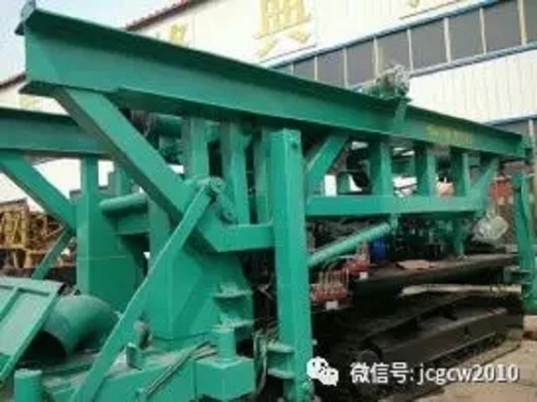 大口径钻探技术在桩基工程施工中的应用综述