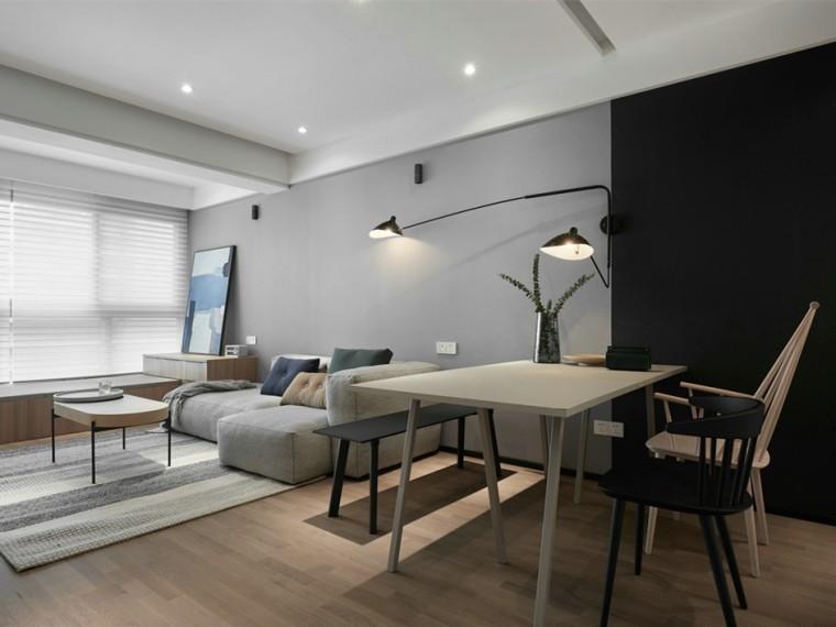 杭州灰色空间的住宅