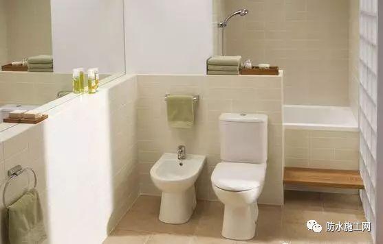 详细的卫生间防水施工方案