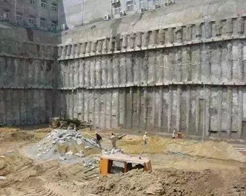 搞懂这八大基坑支护结构类型,你需要看这里!_5