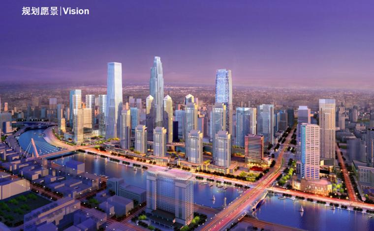 天津市河东区中央商务大道城市设计汇报PPT(101页)