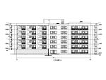 [吉林]多层框架剪力墙结构度假区住宅建筑施工图
