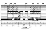 [四川]三层拱形屋面全民健身中心建筑施工图(17年最新图纸)