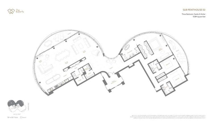 一栋住宅十年设计,这可能是世界上最梦幻的公寓楼_40