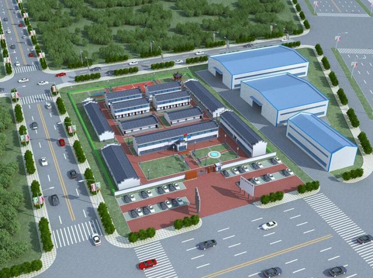 [江苏]国家级新区综合环境整治工程EPC总承包施工组织设计(280页)