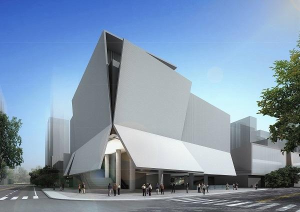 [广州]文化活动中心建筑工程预算书(含图纸含钢结构)