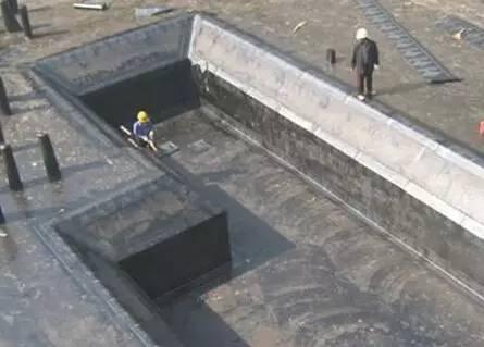 10个特殊部位的防水工程做法