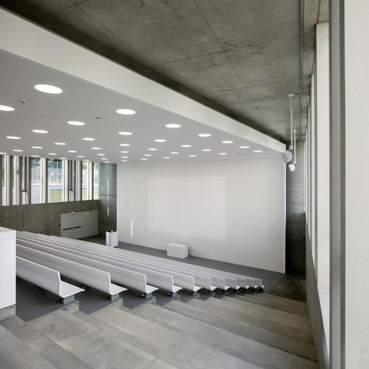 瑞士巨型花朵形的RaymondUldry商学院-17