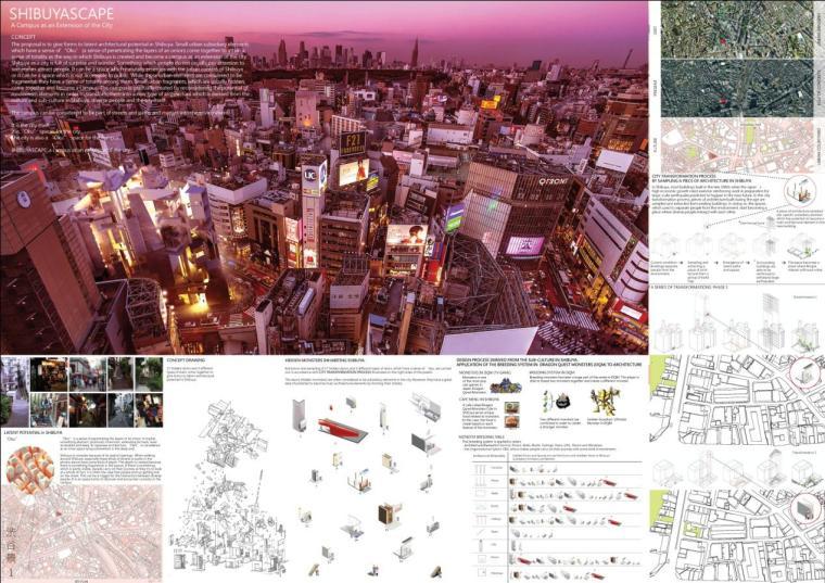 2015年霍普杯大学生建筑设计竞赛(演变中的建筑)