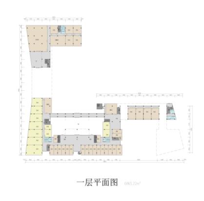 高层现代风格电网调度中心办公楼方案文本_4