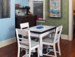 唯美民族风混搭艺术一居室室内装修设计实景图(22张)