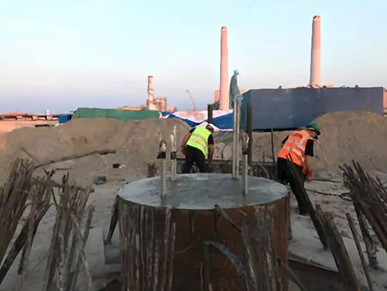 地锚系统在钻孔灌注桩轴向大吨位静载试验中的应用_13