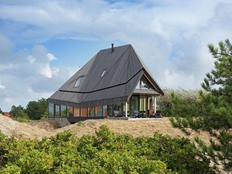 应对地貌与气候,荷兰岛屿住宅_2