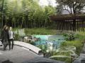 [浙江]湖州安吉桃花源居住区景观方案设计(养生,格调)