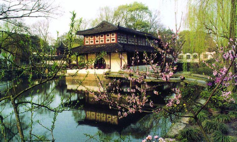 一百年以后,我想问大家,我们还有中国园林可看吗?
