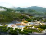 [江苏]南京牛首山北部景区景观方案设计(佛禅宗教,生态旅游)