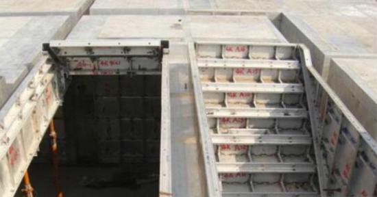 浅谈配合土建铝模板工艺的机电预埋施工