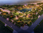 [辽宁]白云桥生态湿地海绵城市公园景观规划设计方案
