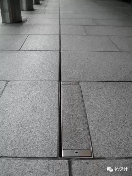 缝隙式排水·精致化景观细节设计_3