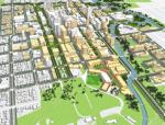 [美国]罗切斯特市中心景观总体规划设计